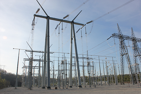 Transmission & Distribution Structures